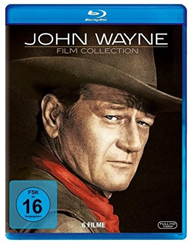 John Wayne Bluray