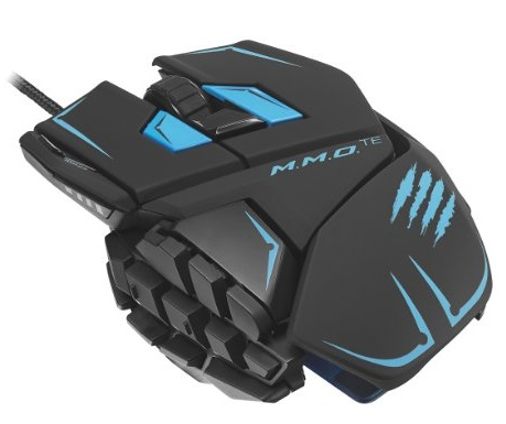 Mad Catz M.M.O.TE Gaming Maus für PC