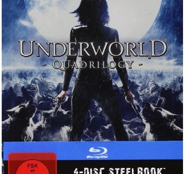 Underworld Quadrologie