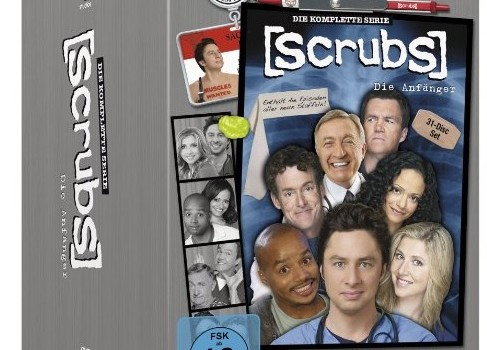 Scrubs-DVD-Box