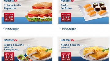 Nordsee Coupons