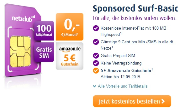 netzclub amazon