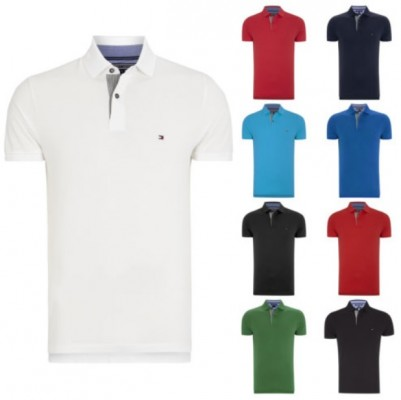 tommy hilfiger polos