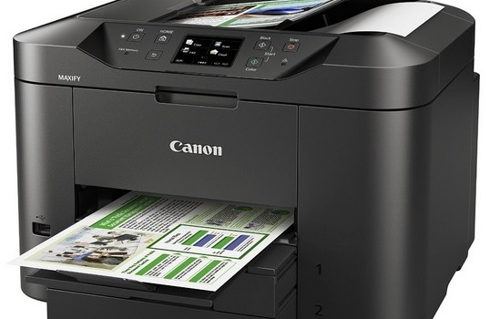 Canon Maxify MB2350 Multifunktions Tintenstrahldrucker schwarz