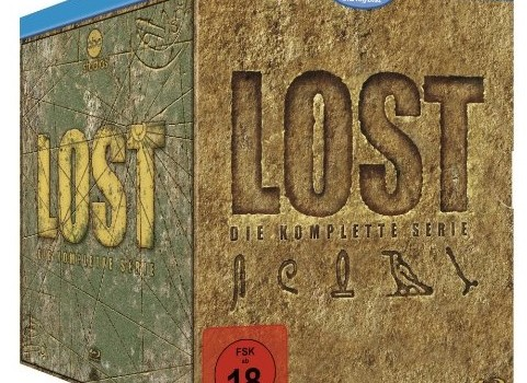 LOST Bluray