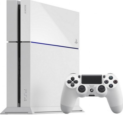 PS4 weiss