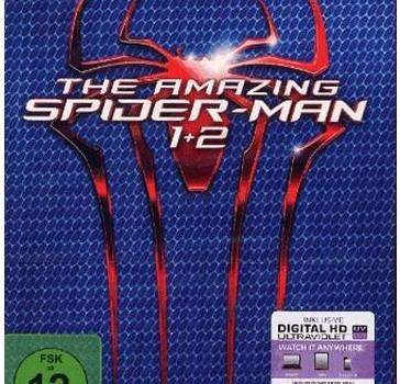 Spiderman bluray