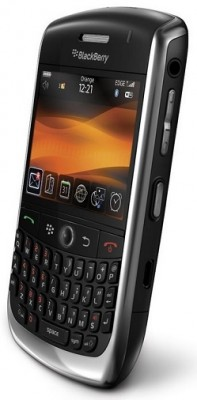 Blackberry Curved
