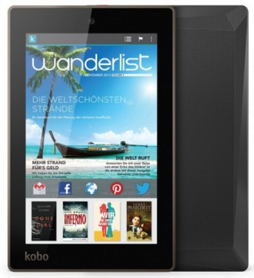 Kobo Arc 7 HD 16GB Tablet PC mit Full-HD Display und Tegra 3