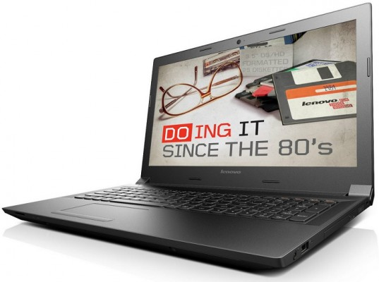 Lenovo Notebook matt