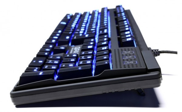 QPAD MK-70 Pro MX Red mechanische Gaming Tastatur