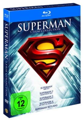 Superman bluray