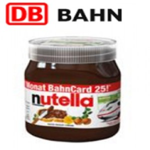 nutella bahnaktion