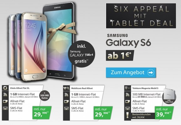 six appeal mit tablet deal