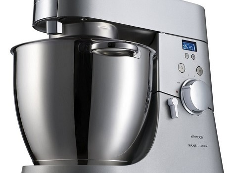 Kenwood KMM075 Chef Major Titanium Macchina Multifunzione