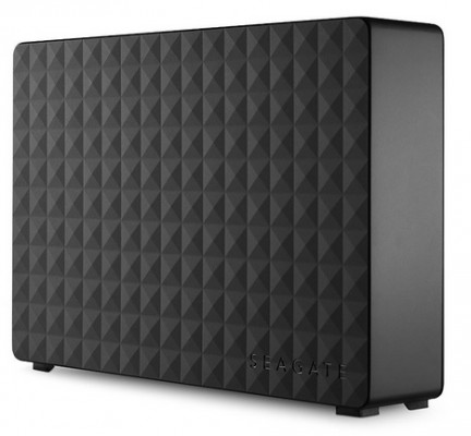 Seagate Expansion Desktop Drive 4TB