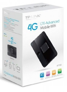 TP Link LTE Advanced Mobile Wifri