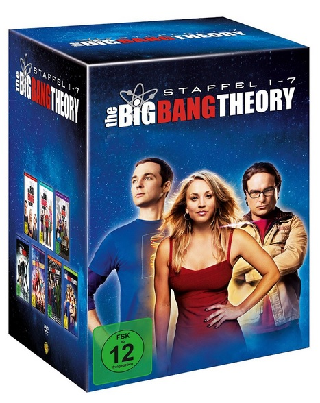 The Big Bang Theory Staffel 5