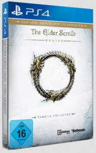 The Elder Scrolls PS4