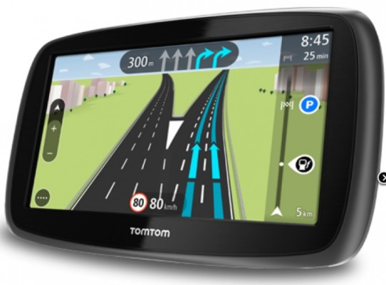TomTom Start 60 PKW-Navigationssystem