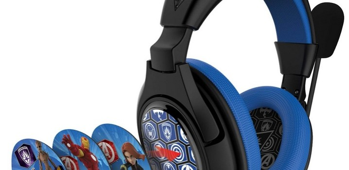 Turtle Beach Marvel Wired Stereo