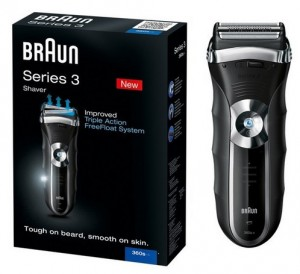Braun 360s-4 Series 3