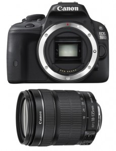CANON EOS 100D Kit 18-135 IS STM
