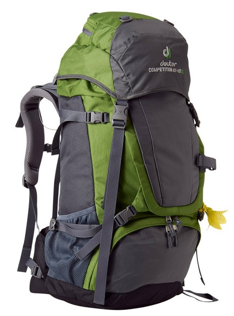 Deuter Damen Trekkingrucksack Competition 45+10 SL