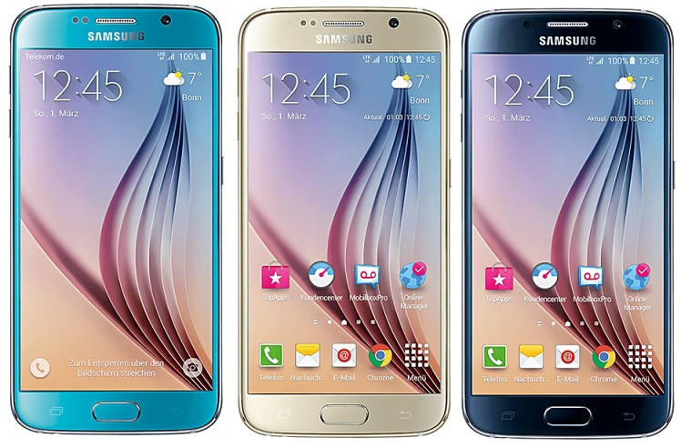 Galaxy S6 Angebot