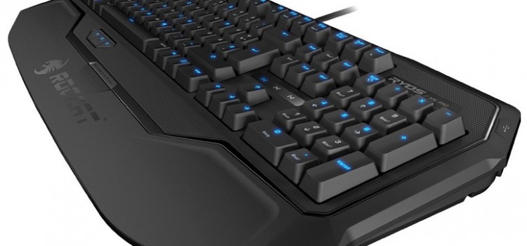 Roccat Ryos MK Pro Mechanical Gaming Tastatur