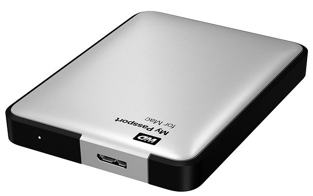 WD My Passport for Mac 2 TB