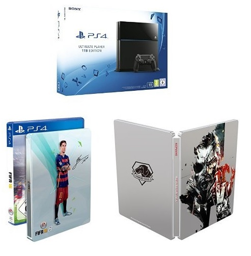 PS4 FIFA Steelbook Bundle