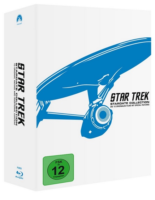 Star Trek Bluray