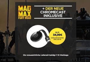 Chromecast 2 Mad Max iBB