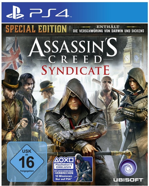Assasins Creed Syndicate PS4