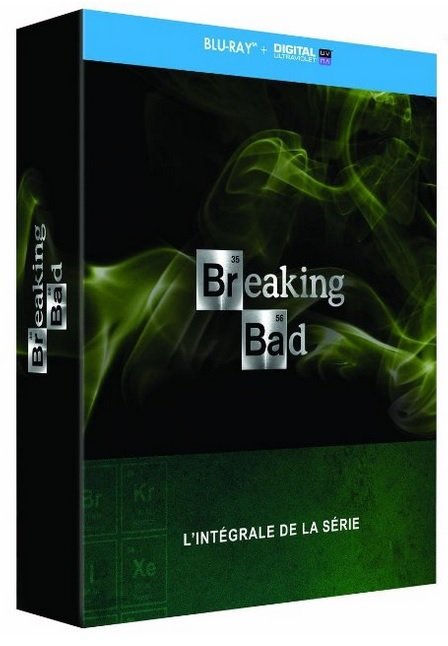 Breaking Bad Bluray