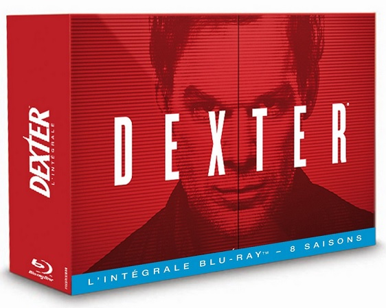 Dexter Bluray