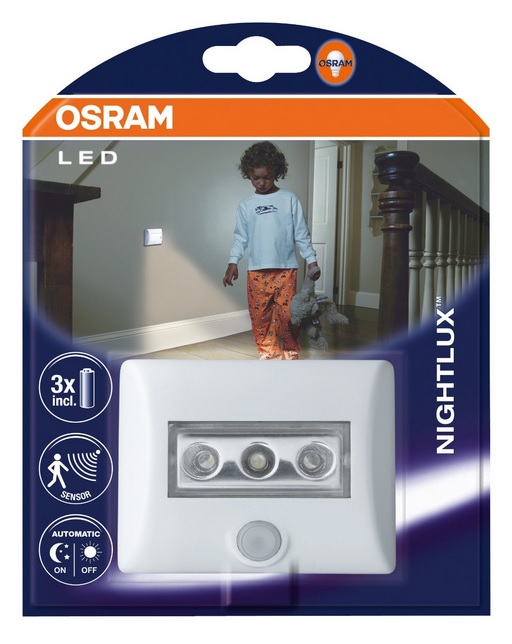 OSRAM 80193 LED Nightlux weiß