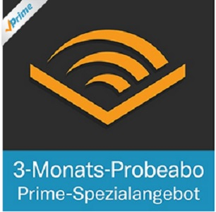 audible 3 Monate
