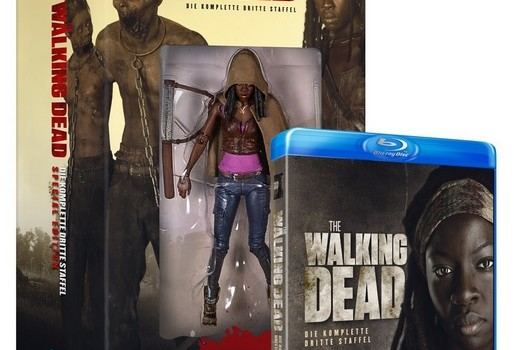 the walking dead bluray