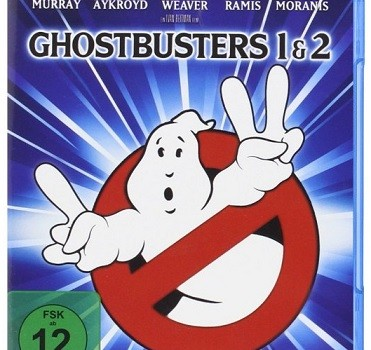 Ghostbuster Bluray