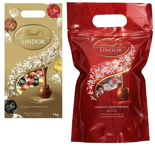 Lindor Packung