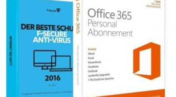 Office 365 und F-Secure