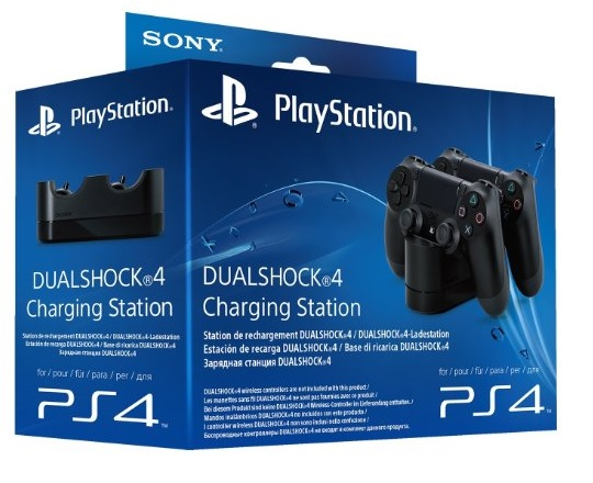 PS4 Ladestation
