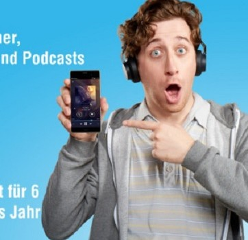 Podcast angebot