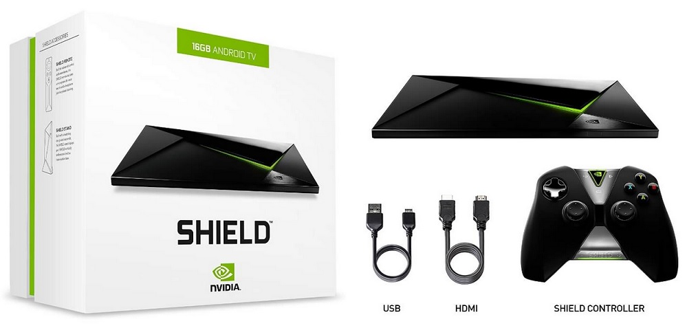 Shield TV Box