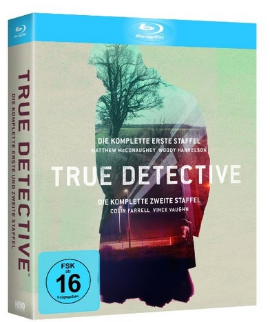 True Detective Bluray