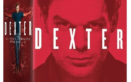 Dexter Box Bluray