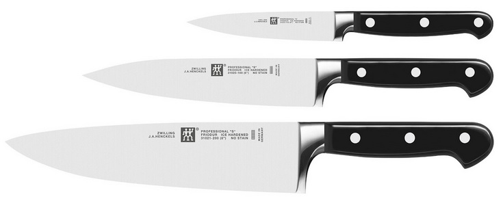 Zwilling Messerset