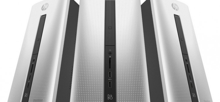 HP Pavillion Desktop PC